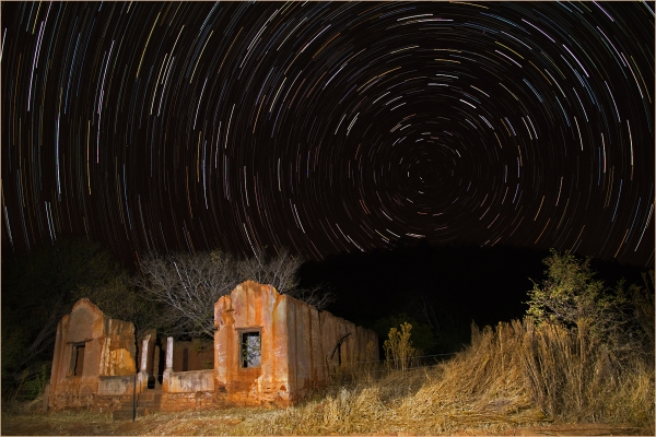 Dome Star Trails